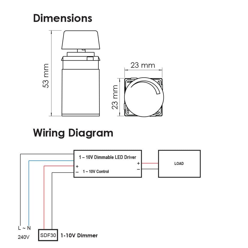 40 400V DIMMING CONTROLLER   SAL